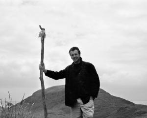 On Sanda Island © Bruce Gilchrist/London Fieldworks, 1999