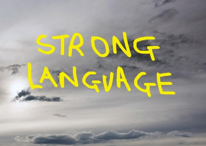 strong language - handwriting-1