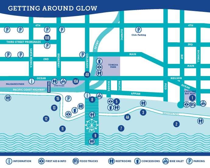 Glow-map