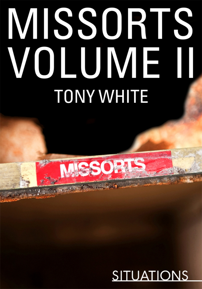 Missorts Volume II (cover photo: © Bruce Gilchrist, 2008)